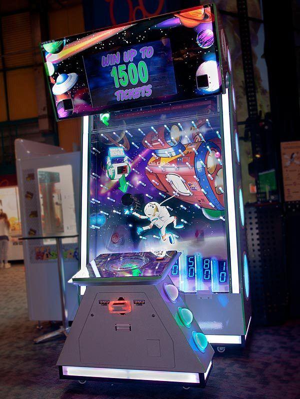 Arcade Video Game Gametime